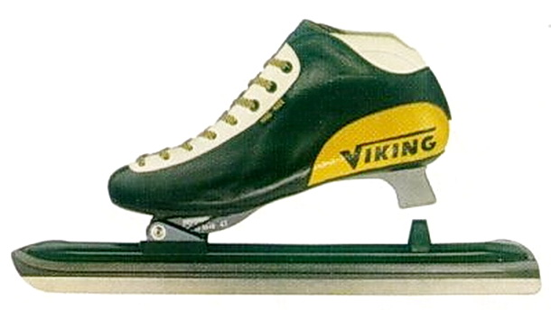 The Clap Skate Was Developed In Close Cooperation Between Viking And Vrije Universiteit Amsterdam They Were First Used By Dutch Speed Skater